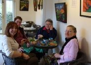 Picture - Terrington Stores & Back o'the Shop Art Cafe